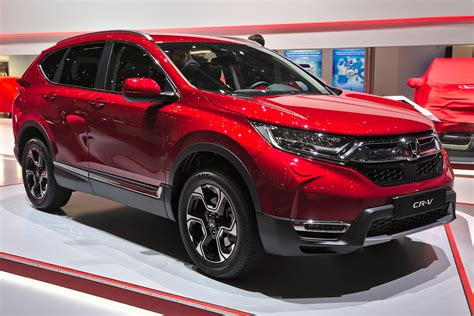 These 2021 honda vehicles offer the latest technology and smart design at attractive prices. Honda CR-V - Wikipedia