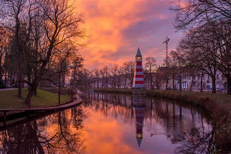 Over de Nieuwe Mark kunnen straks bootjes varen in Breda ...