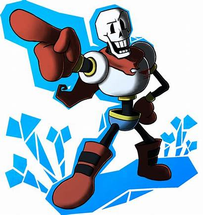 Papyrus Siivagunner King Kfad Undertale Another Characters