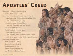 high school annuals apostles 39 creed poster communication center