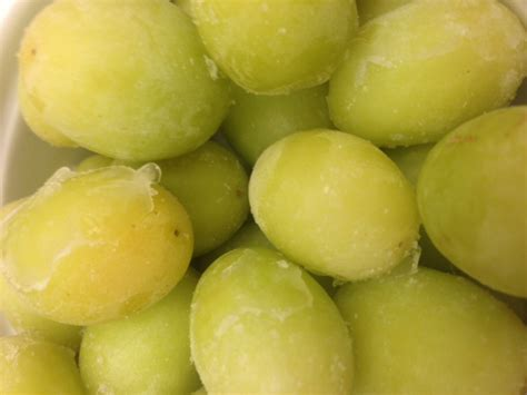 Frozen Grapes Easy Recipe