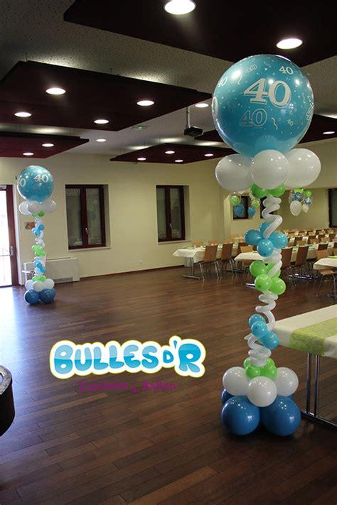decoration ballons anniversaire  ans  heiligenberg