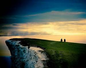 Chalk Cliffs Seven Sisters (The Wonder Of Nature) Sussex ...