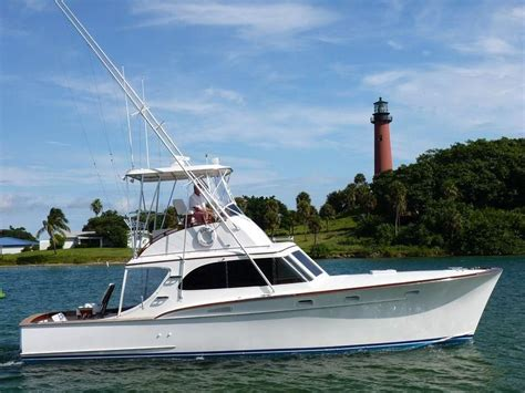 Sport Fishing Boat For Sale In Florida by 1964 Rybovich Sportfish Power Boat For Sale Www