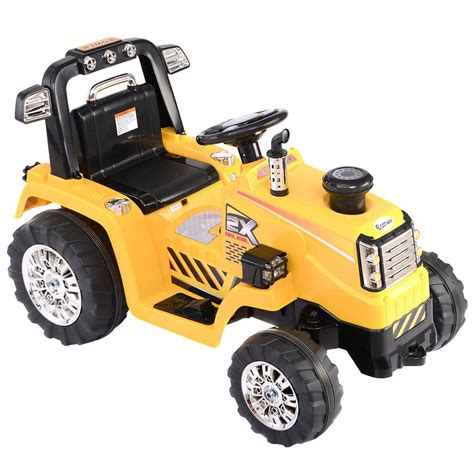 battery powered l 12v battery powered ride on tractor electric toys w