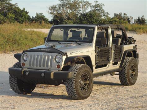 Bmore30 2007 Jeep Wranglerunlimited Rubicon Sport Utility