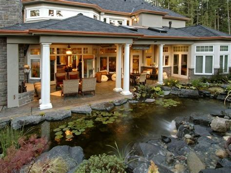 Back Porch Designs To Improve Your Safety — Bistrodre
