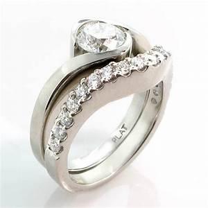 2018 Popular Custom Design Wedding Rings