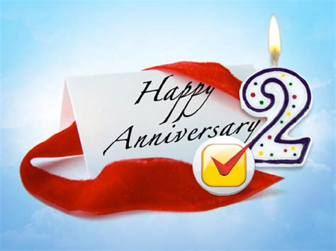 2nd year anniversary pin happy 2nd anniversary 3 via a la mierda jul 23 2684 facebook twitter on pinterest