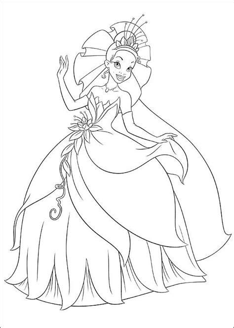 Kleurplaat Prinses Kikker by Kleurplaten En Zo 187 Kleurplaten Prinses En De Kikker