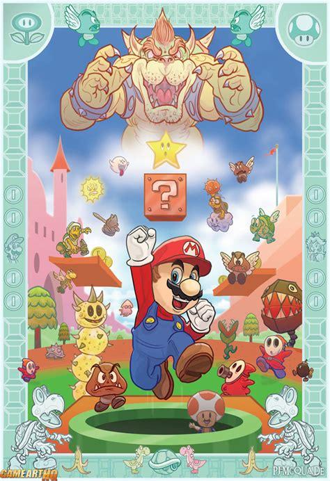 Super Mario Bros Metroid And Zelda Ww Fan Art