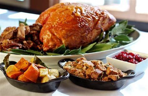 Best Restaurants Open For Thanksgiving Dinner 2017 In Los