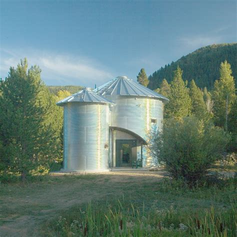 Rezoned And Repurposed Silo Home   House Crazy