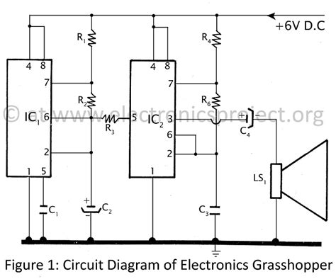 electronics grasshopper electronics project