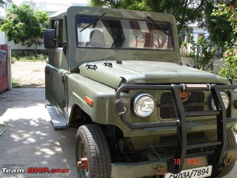 indian army jeep modified jonga a tribute to indian army 39 s favourite suv page 1