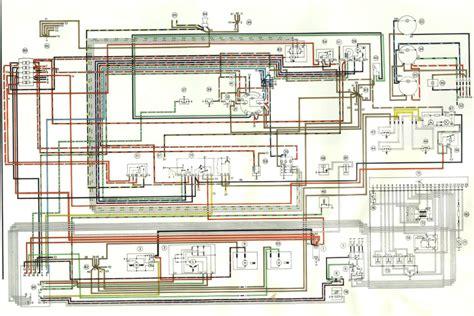 1975 911 Tach Wiring Diagram by Electrical Diagram 1973 Porsche 914 Part 2 Porsche 914
