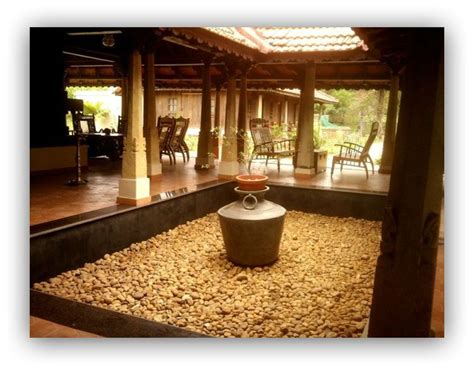 indian houses  courtyard google search kerala house design indian homes village house