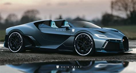 Bugatti has unveiled the $8.88 million centodieci, a hypercar that pays bugatti is celebrating its 110th anniversary by creating a car that pays homage to the 1990s era bugatti, the eb110. Bugatti Divo Speedster Could Be $16 Million Worth Of Unobtainium | Carscoops