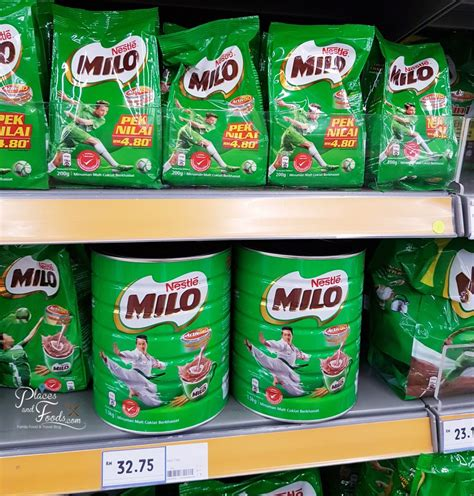 milo controversy  malaysia