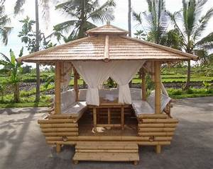 Tonnelle En Bambou : kiosque de jardin en bois d 39 occasion ~ Premium-room.com Idées de Décoration