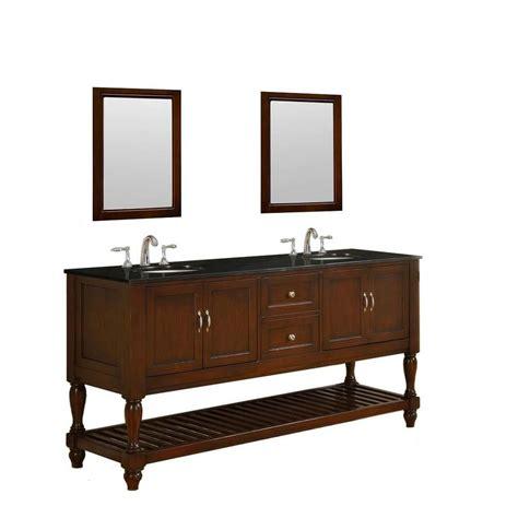 70 Bathroom Vanity Top by Direct Vanity Sink Mission Turnleg 70 In Vanity In