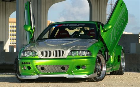 E 46, BMW M3, Moche, Tuning Wallpapers HD / Desktop and ...