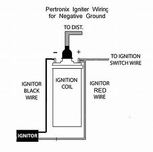 Pertronix Negative Ground Wiring Within Ignition Diagram  U2013 Volovets Info