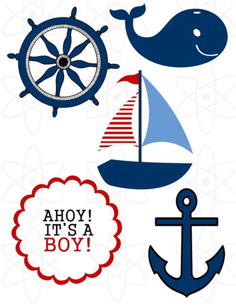 Nautical Theme Baby Shower By Atomdesign On Etsy, $600