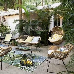 Salon De Jardin Terrasse : 290 best terrasses et jardin images on pinterest celebrities homes diy network and driveways ~ Teatrodelosmanantiales.com Idées de Décoration