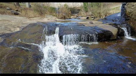 Sells Mill Park stream. - YouTube