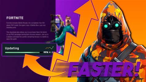 fortnite  faster epic games youtube