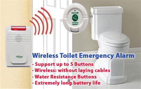elderly wireless toilet emergency alarm for home singapore jakarta elderly fall prevention
