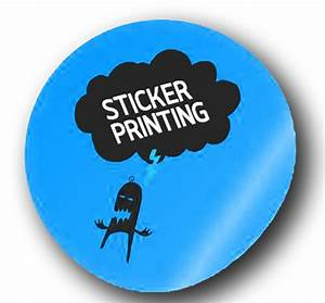 round sticker printing noniprintcom With circle sticker printing