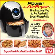 power air fryer xl cooker  collections