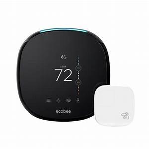 Smart Thermostat Test : wink help ecobee4 smart thermostat ~ Frokenaadalensverden.com Haus und Dekorationen