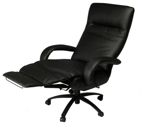 lafer kiri executive chair recliner modern home office