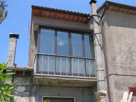 Veranda Su Terrazzo by Veranda Alluminio Balcone With Veranda Su Terrazzo