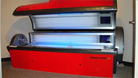 difference between a regular tanning bed and high pressure