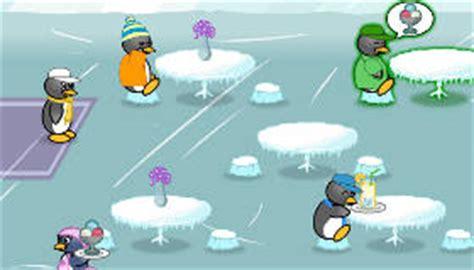 restaurant de pingouin jeu de restaurant jeux 2 cuisine