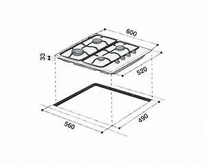 Dimension Plaque De Cuisson : comment installer votre table de cuisson gaz conseils et ~ Dailycaller-alerts.com Idées de Décoration