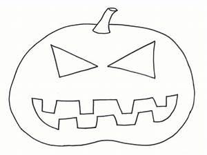 Dessin Citrouille Facile : coloriages halloween imprimer ~ Melissatoandfro.com Idées de Décoration