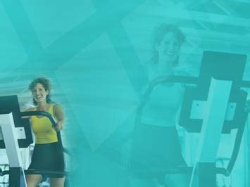 physical fitness  powerpoint template