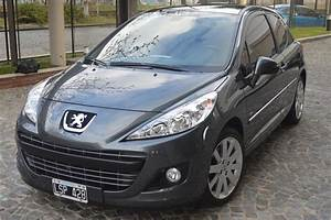 Peugeot 207 Gti 3p 1 6  156cv  - 2012