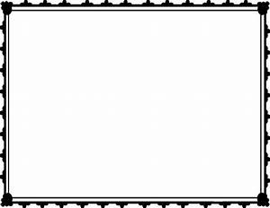 Free certificate frame clipart - Clipart Collection ...