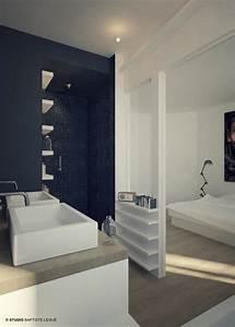 plan suite parentale avec salle de bain et dressing 5 With suite parentale avec salle de bain et dressing