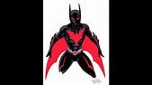 SPIRIT COMMENT ON BATMAN BEYOND CHARACTER - YouTube