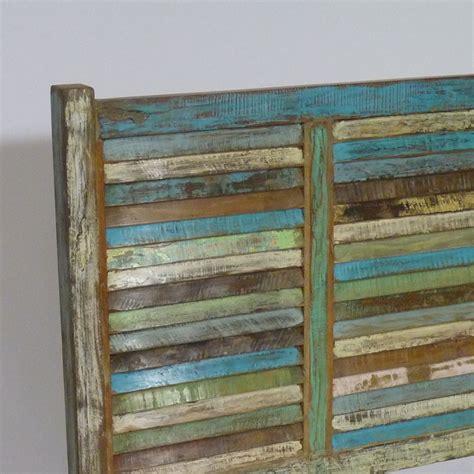 t 234 te de lit en bois massif 160 cm pour lit 2 places made in meubles