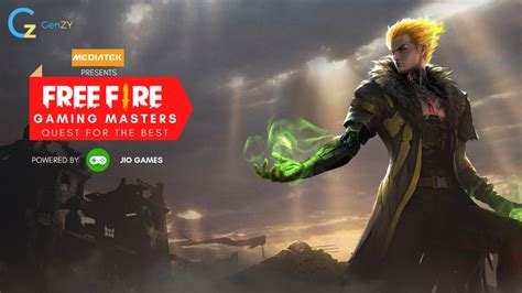 All you need to know. Jio and MediaTek Announce Free Fire 'Gaming Masters' E ...