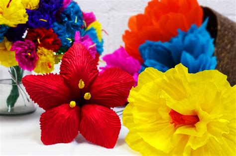 Mexican tissue paper flowers menshealtharts how to make a mexican flower out of tissue paper 28 images mexican crepe paper flowers mightylinksfo