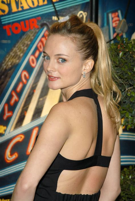 Naked Heather Graham Added By Bot